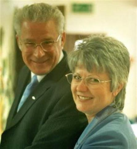 Pastors Ray and Margaret Richards